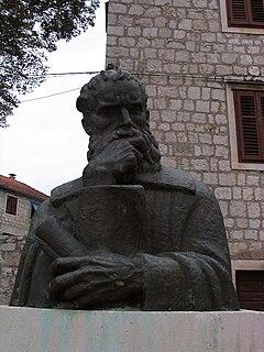 Petar Hektorović Croatian writer