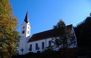 Binswangen - Church in Binswangen