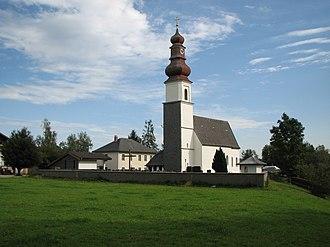 Jeging - Image: Kirche Jeging