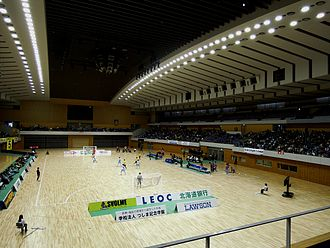 Hokkai Kitayell - Arena