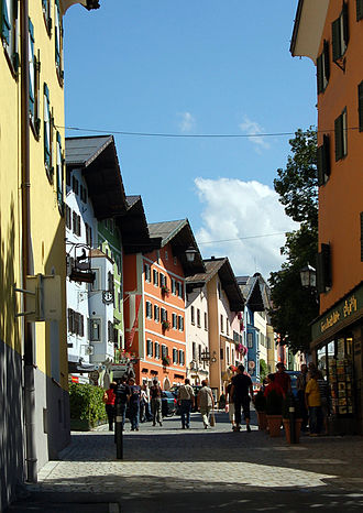 Kitzbühel - Image: Kitzbuehel 03
