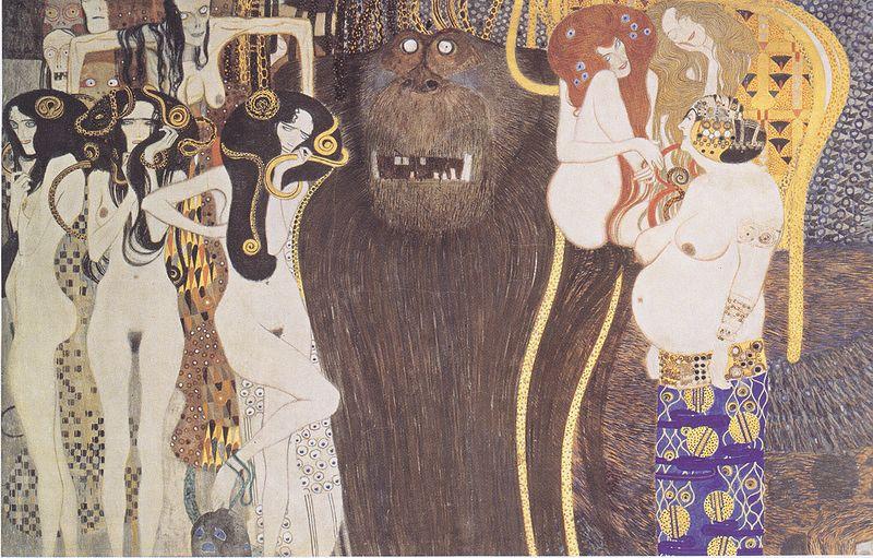 File:Klimt - Die feindlichen Gewalten.jpeg