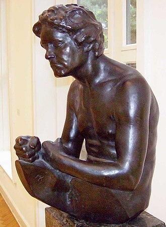 Max Klinger - Beethoven Torso, 1902, bronze