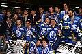 Klub hokeja na ledu Medvescak II 010310 4.jpg