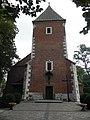 Kościół św. Grzegorza Wielkiego Ruszcza Kraków 1.jpg