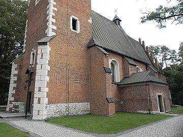 Kościół św. Grzegorza Wielkiego Ruszcza Kraków 2.jpg