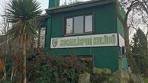 Kocaelispor - Kocaelispor club building