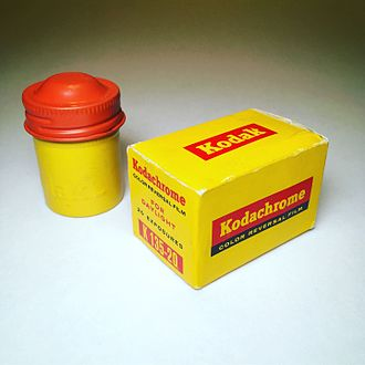 Kodachrome - Kodachrome K135 20 Color Reversal Film (Expired: September 1961)
