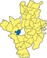 Kolbermoor - Lage im Landkreis.png