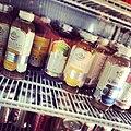 Kombucha, Synergy Organic bottles.jpg