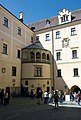Konopiste Castle courtyard - Czech Republic - panoramio.jpg