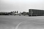 Korat RTAFB - EC-121 and B-66 on Ramp.jpg