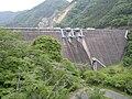 Koumoto Dam view from right side.jpg