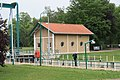 Kraggenburg - Voorstersluis - Schotbalkenloods - rm 514775-3.JPG