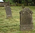 Krosno, židovský hřbitov, náhrobky VII.jpg