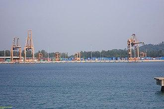 Kuantan Port - Kuantan Port Container Berth