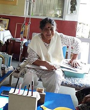 Kundanika Kapadia - Gujarati novelist – Kundanika Kapadia