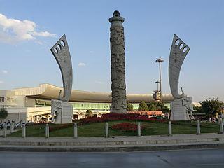 Kunming Wujiaba International Airport 1923-2012 international airport serving Yunnan, China