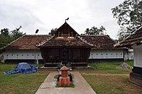 Kunnath Thali Mahadeva Temple Chendamangalam DSC 2025.jpg