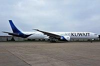 9K-AOH - B77W - Kuwait Airways
