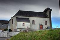 L'église Saint-Orens à Ponson-Debat-Pouts, Pyrénées-Atlantiques, France.JPG
