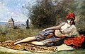 L'odalisque Sicilienne Corot, Hecht Collection.jpg