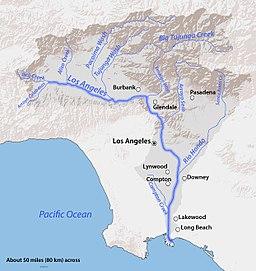 Los Angeles River  Wikipedia