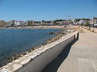 LEscala Municipality in Catalonia, Spain