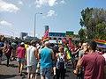 LGBT Blocking the Ayalon Highway 22.7.18 - 1.jpg