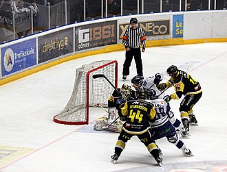 Team sport - Image: LIF VIK block