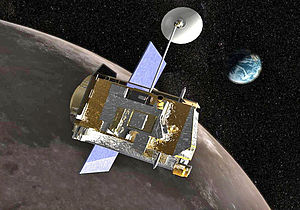 La sonda Lunar Reconnaissance Orbiter