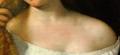 La Femme au miroir, détail de la poitrine de la femme.png