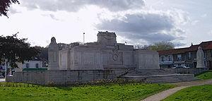 La Ferté-sous-Jouarre memorial - Image: La Ferte sous Jouarre memorial edited