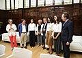 La alcaldesa recibe a los familiares del opositor venezolano Leopoldo López (06).jpg