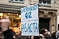 La réponse est 42, pas ACTA, anti ACTA le 25 février 2012.jpg