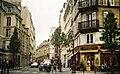 La rue François-Miron au carrefour avec la rue Tiron et la rue de Jouy, Paris.jpg