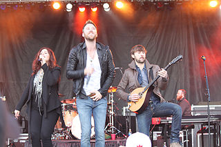 Lady Antebellum discography discography