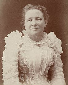 Lady Mary Elizabeth Windeyer 1890 1st president of the Womanhood Suffrage League of New South Wales.