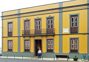 José de Anchieta - House of José de Anchieta in San Cristóbal de La Laguna (Tenerife).