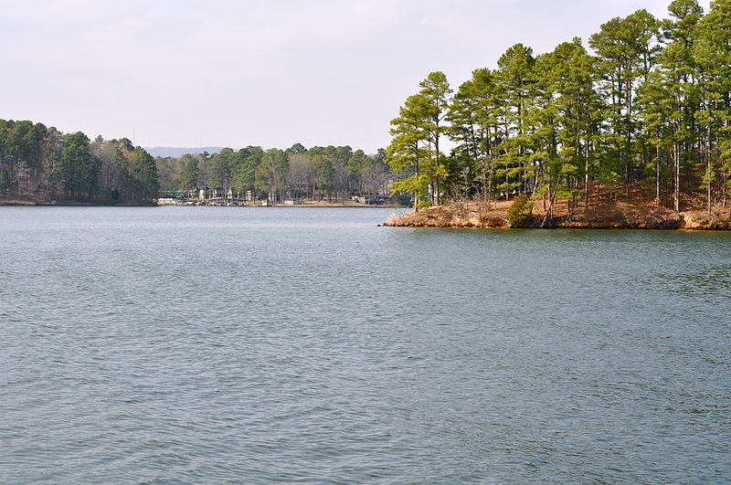 File:Lake Catherine State Park 001.jpg