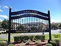 Lake City Historic Downtown sign.JPG