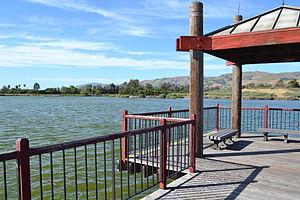 Lake Cunningham - Image: Lake Cunningham 1