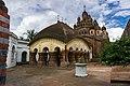 Lalji Temple - Kalna (front view).jpg