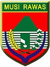 Official seal of Musi Rawas Regency