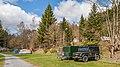 Land Rover Defender 90 Td5 - Camping Maka - Auby-sur-Semois - België (21603532518).jpg