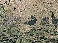 Landsat 8 - OLI - 2013-09-08 - Krakow - Nowa Huta - Wieliczka - Niepołomice - Puszcza Niepołomicka - Bochnia - Brzesko.jpg