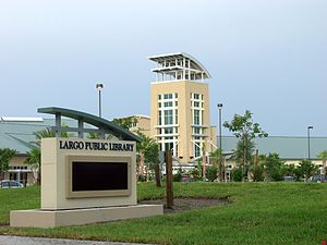 Largo, Florida - Largo Public Library