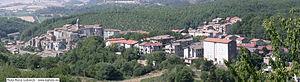Latera - Image: Latera Panorama