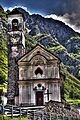 Lavertezzo Church HDR.jpg