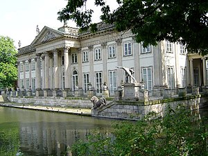 Lazienkowski Palace